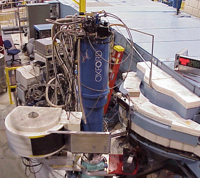 Photograph of NCNR's Spin Polarized
